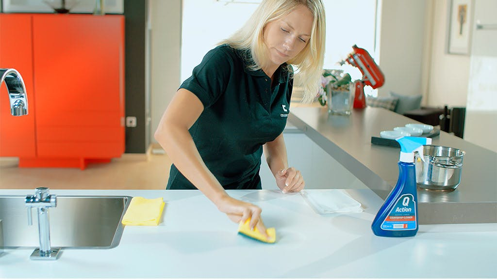 Silestone Maintenance Metal