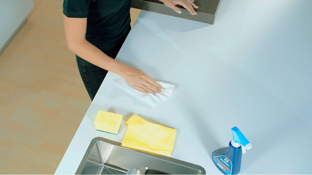 Silestone Maintenance Rust
