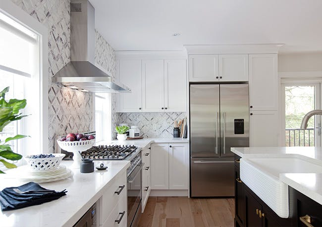 Exceptional Large Kitchens